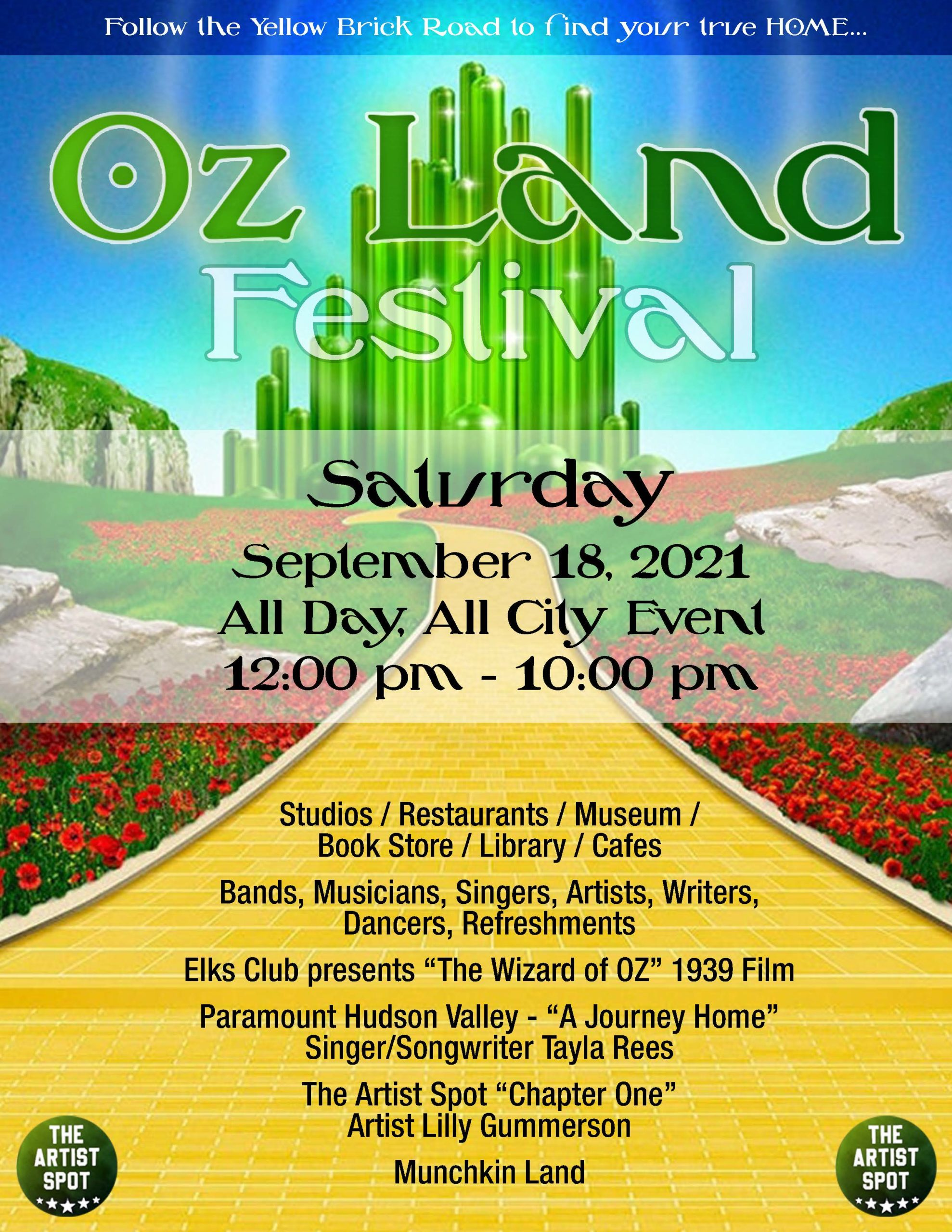 This image has an empty alt attribute; its file name is ArtistSpot_Oz-land_Poster_8.5x11_v2-2-scaled.jpg
